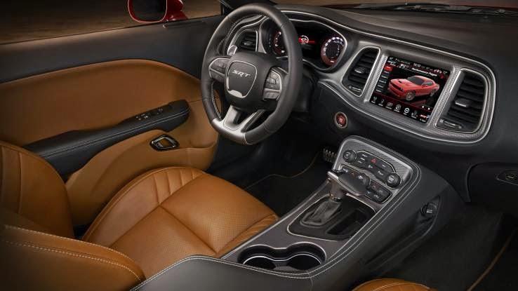 2015 Dodge Challenger SRT Hellcat first drive