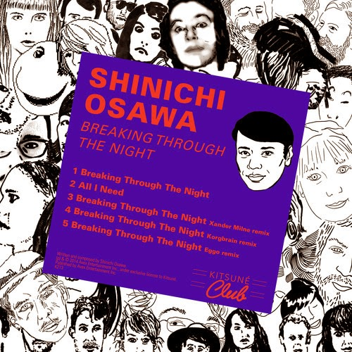 Shinichi Osawa - Breaking Through The Night