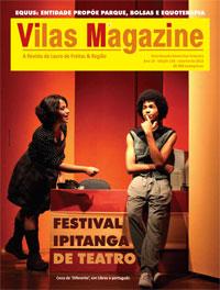 Vilas Magazine | Ed 156 | Janeiro de 2012 | 30 mil exemplares