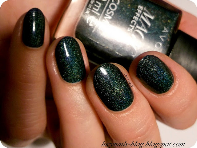 Lakier holograficzny Avon Magic Effect Cosmic  Eclipse