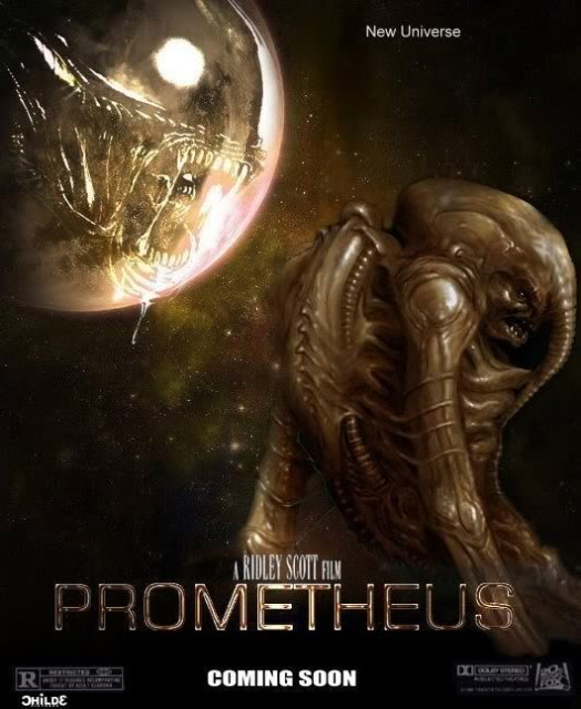 Wtf movie of the week prometheus