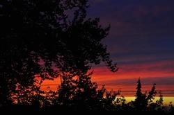 Farben am Abend...