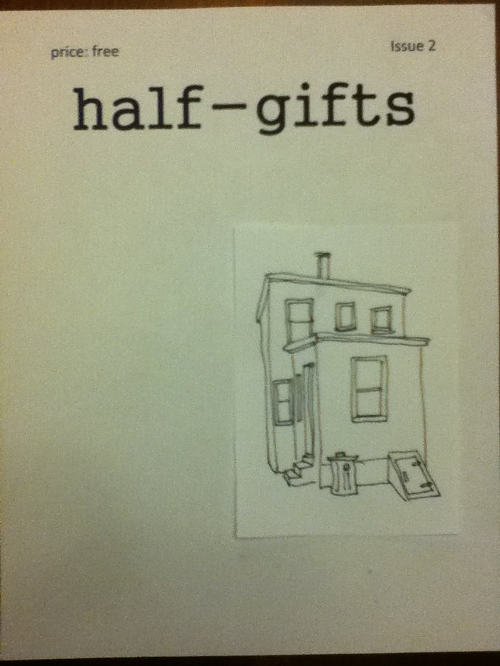 half gifts zine issue 2