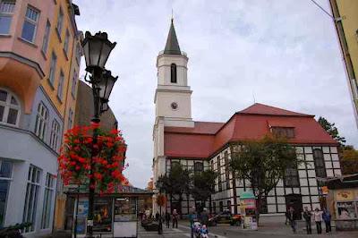 Kościół poewangelicki w Zielonej Górze