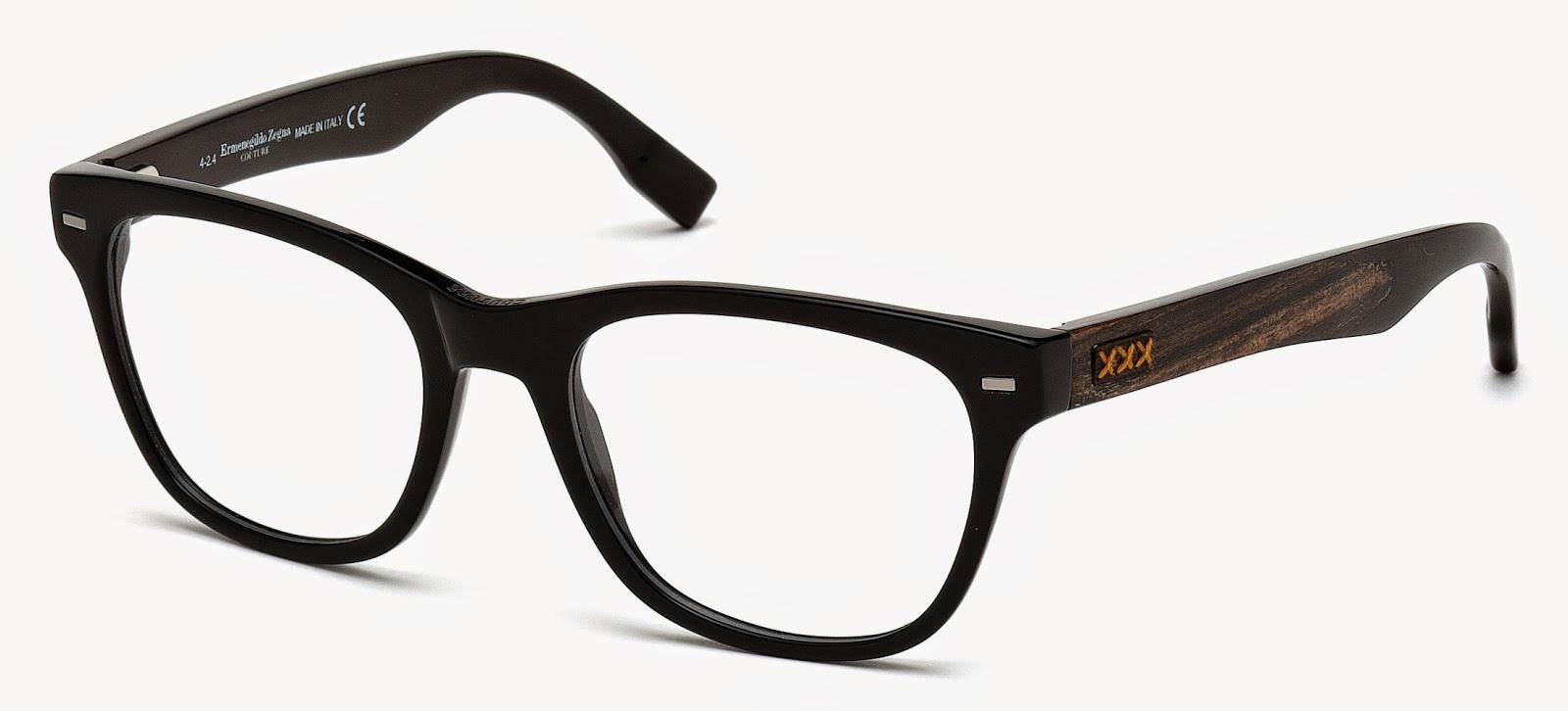 Ermenegildo Zegna and Marcolin Launch New Eyewear Collection