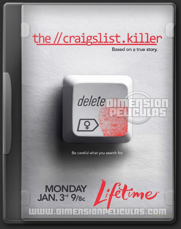 The Craigslist Killer (DVDRip Ingles Subtitulado) (2011)