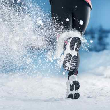 9 Reasons We Love Cold Weather Running