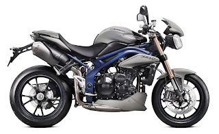 Triumph Speed Triple Special Edition (2013) Side