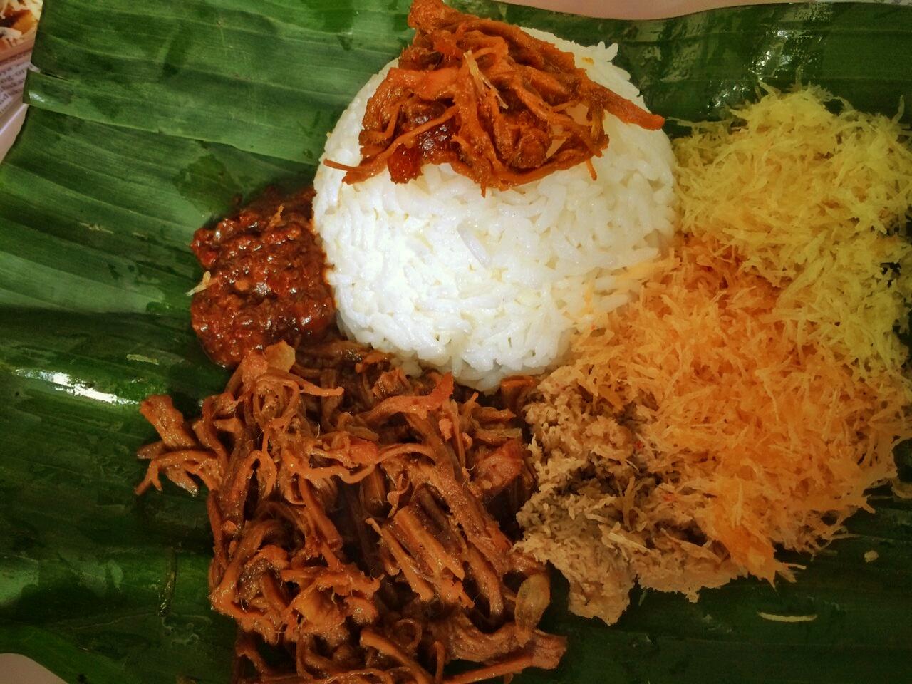 Nasi Krawu Makanan Khas Gresik Yang Hanya Terkenal Di Kota