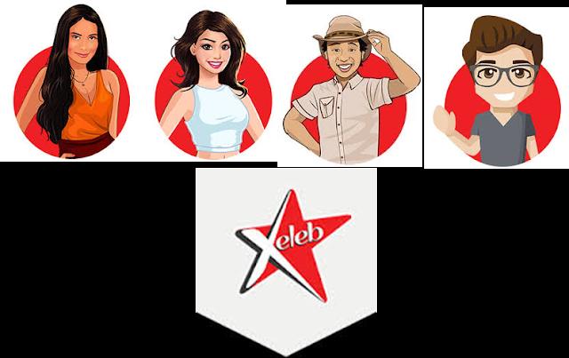 Xeleb Celebrity app