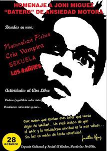 homenaje a JOHNY...28/10/12 en EL ANDEN de CIPOLLETTI...