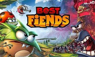 Game Best Fiends MOD APK Terbaru