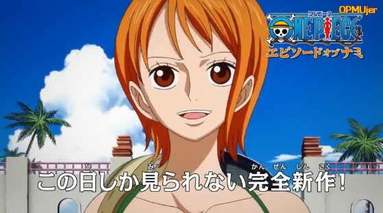 One Piece  Especial Nami Download e Online