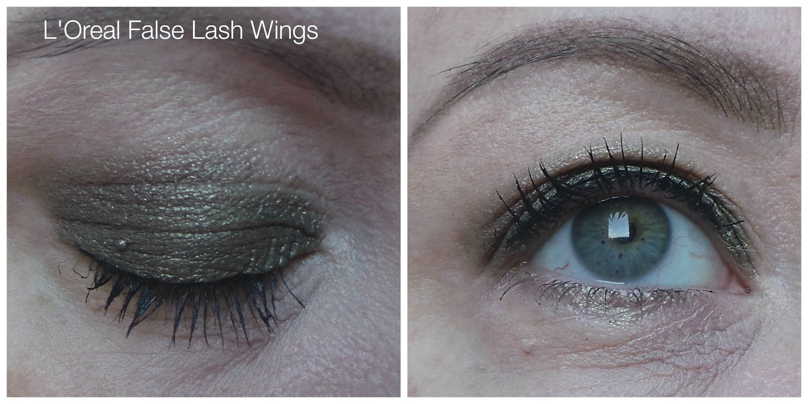 L'Oreal False Lash wings mascara review
