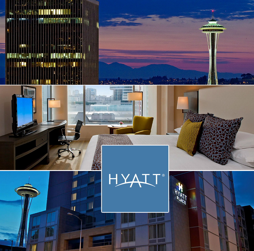 Hyatt Seattle, WA