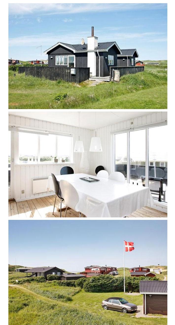 Amalie loves Denmark Ferienhaus in Nordjütland