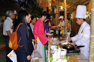 TP. Ho Chi Minh: Festival culinary delicacies of the 9th country