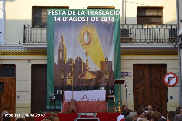 REP 01, LA TRASLACIÓ, 14 D'AGOST DE 2018