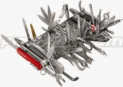 Usaha Inovatif Dalam Mereka Bentuk Mesin Untuk Memudahkan Kerja