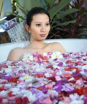 Mandi Bunga (RM 50)