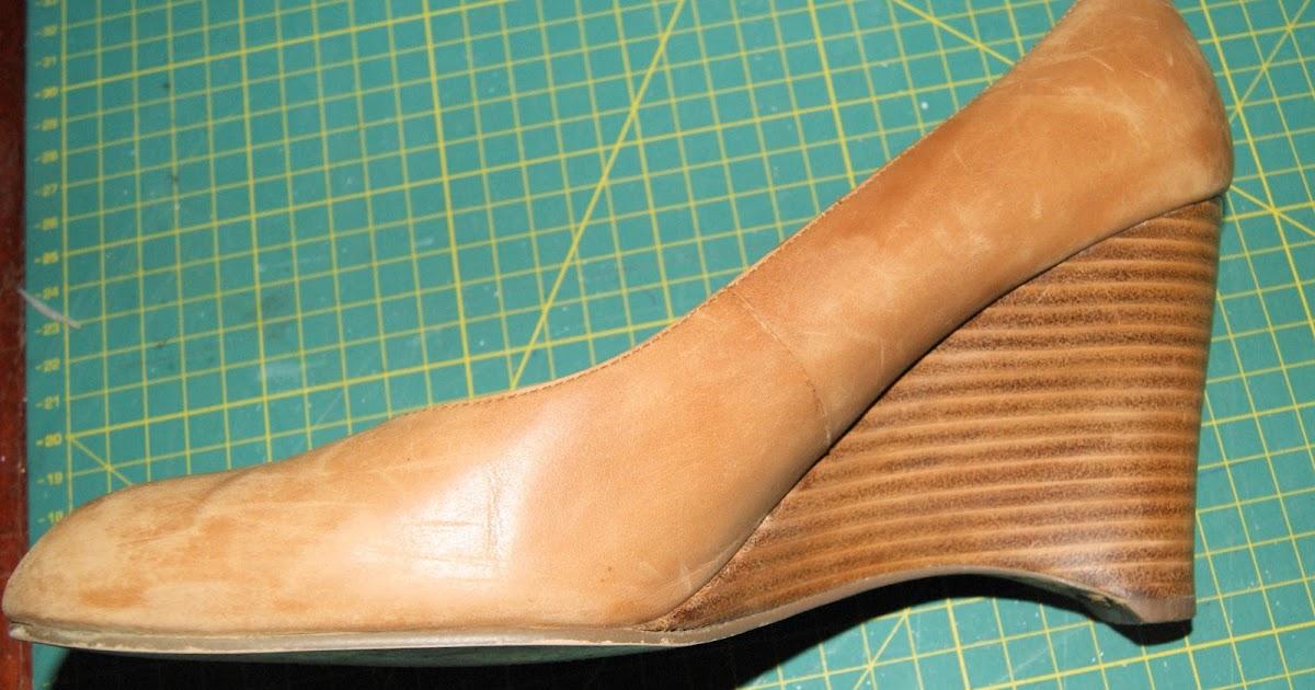 Comment nettoyer ad quatement chaussures en cuir comment fait - Nettoyer chaussure cuir blanc ...