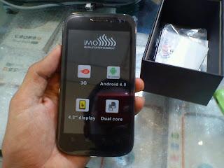 Spesifikasi dan harga Imo S88