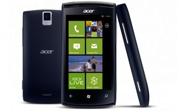 acer mobile, acer windows mobile, Acer W4 Allegro gets announced in France