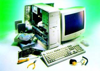 ما هي مكونات الكمبيوتر