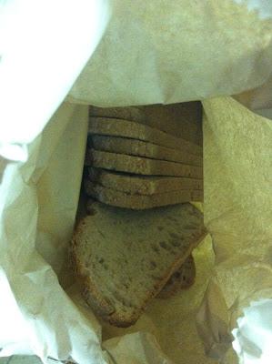 לחם צרפתי כפרי