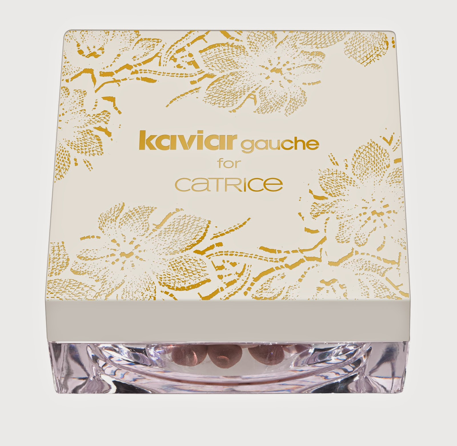 Kaviar Gauche for CATRICE – Blurring Powder Pearls - www.annitschkasblog.de