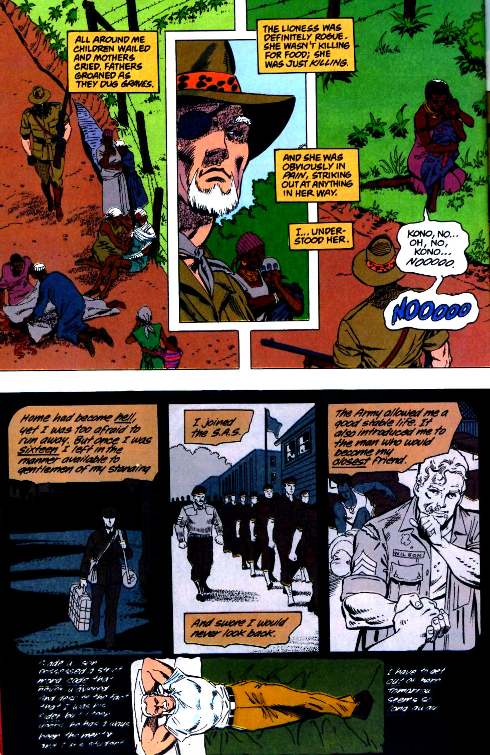 Deathstroke (1991) Issue #26 #31 - English 13