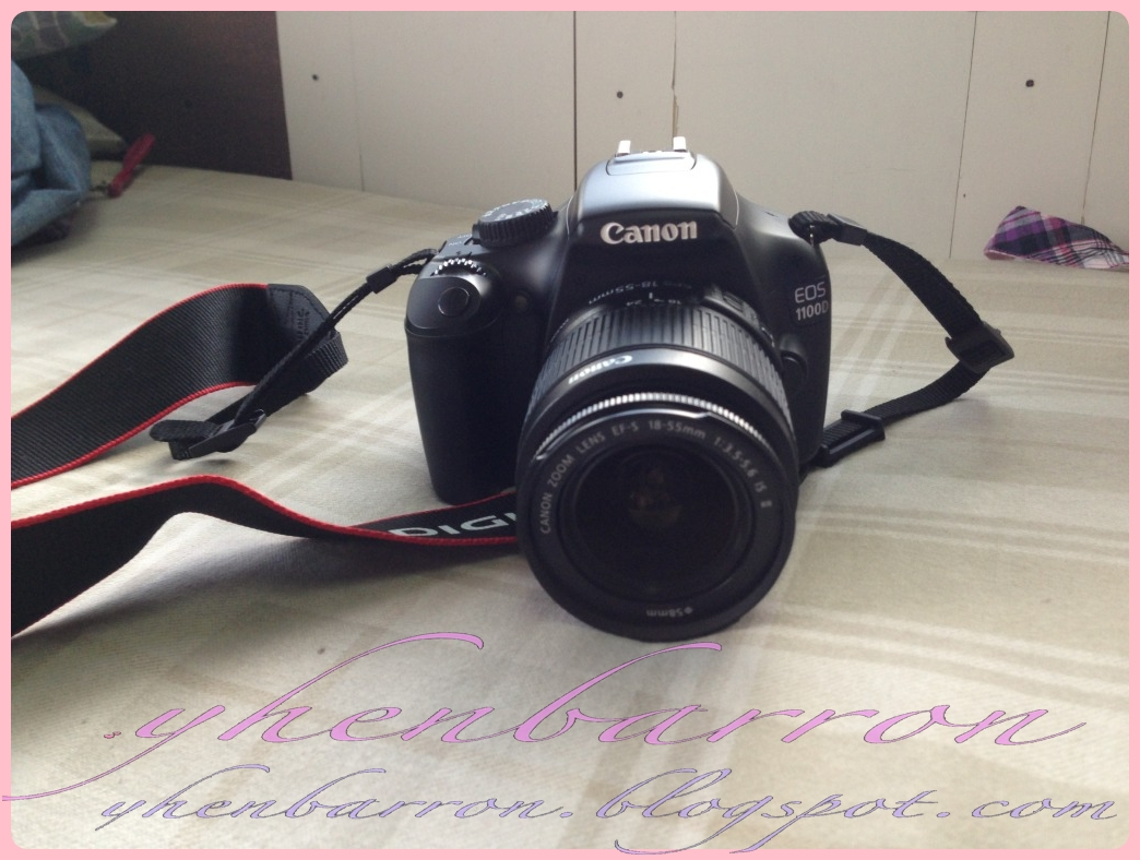 Damselindistress Meet Our New Baby Canon Eos 1100d Camera