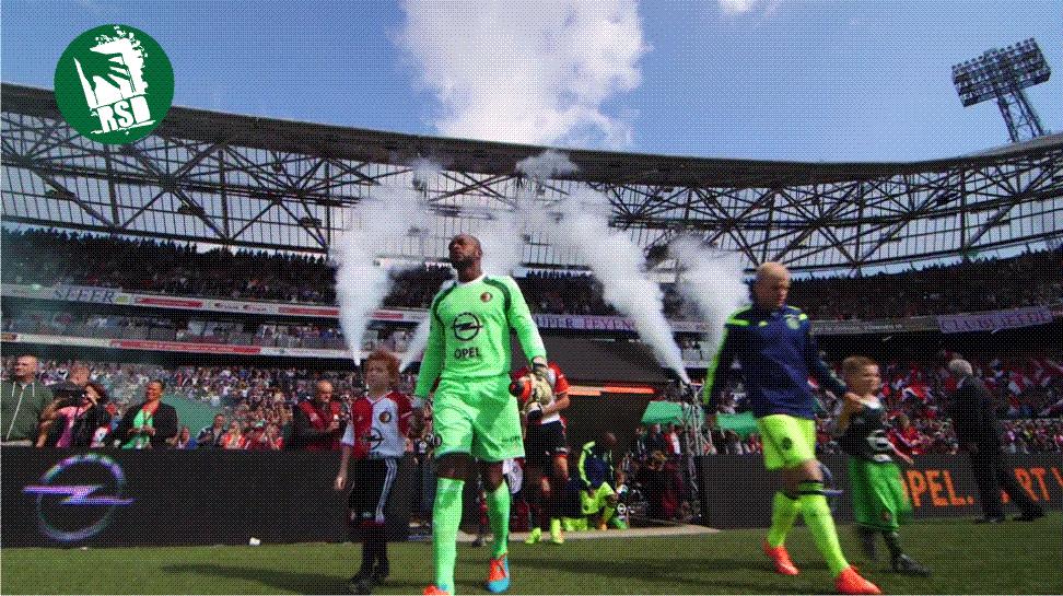 Jogo entre Feyenoord x Ajax no RsD