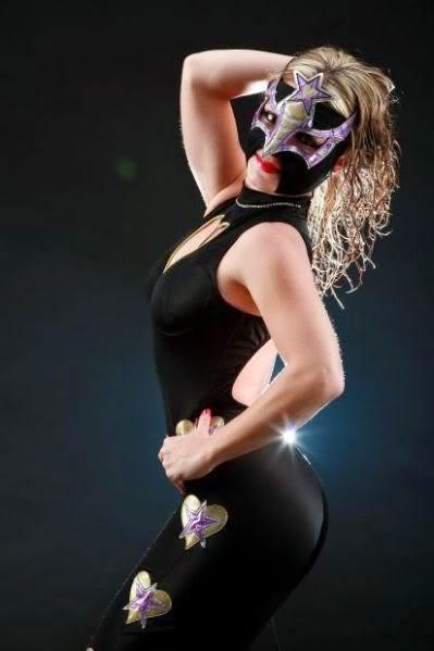 Luchadora - Sexy Star