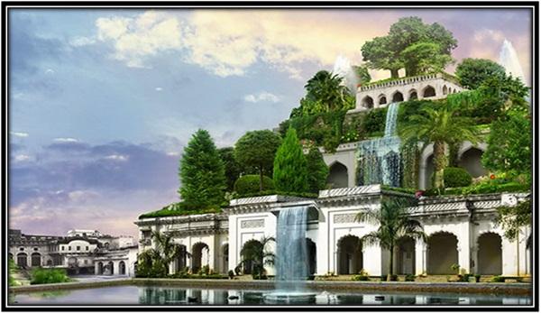 Jardins suspensos não pertenciam à Babilônia  Gazeta de Beirute