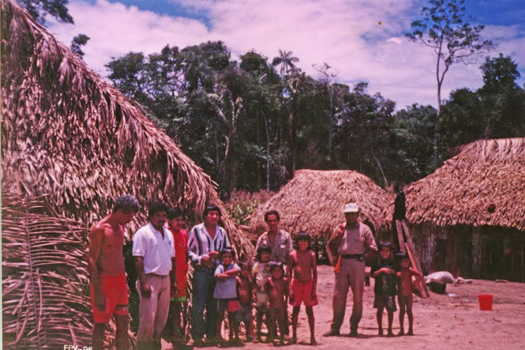 Aldeias dos Indios  de Rondonia