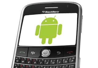 Blackberry Pakai Android?