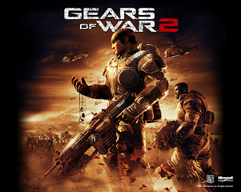 #17 Gears of War Wallpaper