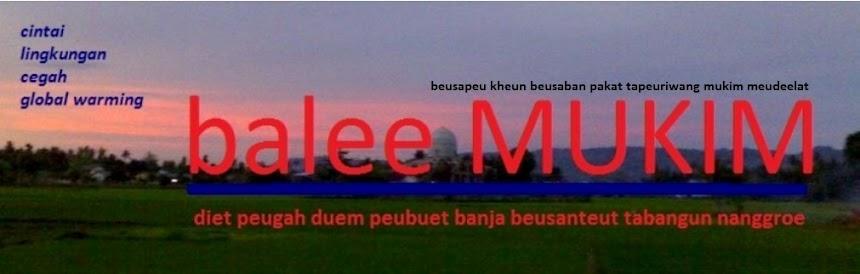 balee M U K I M