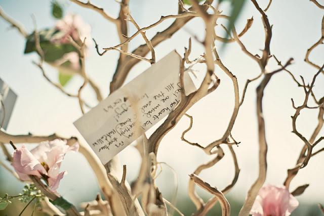 Arbol de deseos para boda