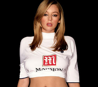 Celebrities With Big Body Assets: Keeley Hazell