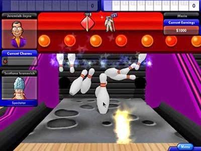 تحميل لعبة كرة البولينج Saints and Sinners Bowling لعبة خفيفة للكمبيوتر