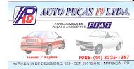 Auto Peças 19 LTDA.