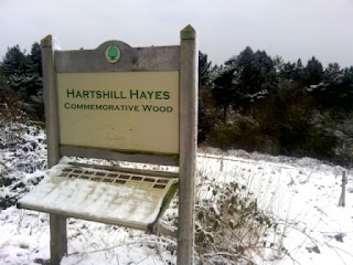 Hartshill Hayes Commemorative Wood