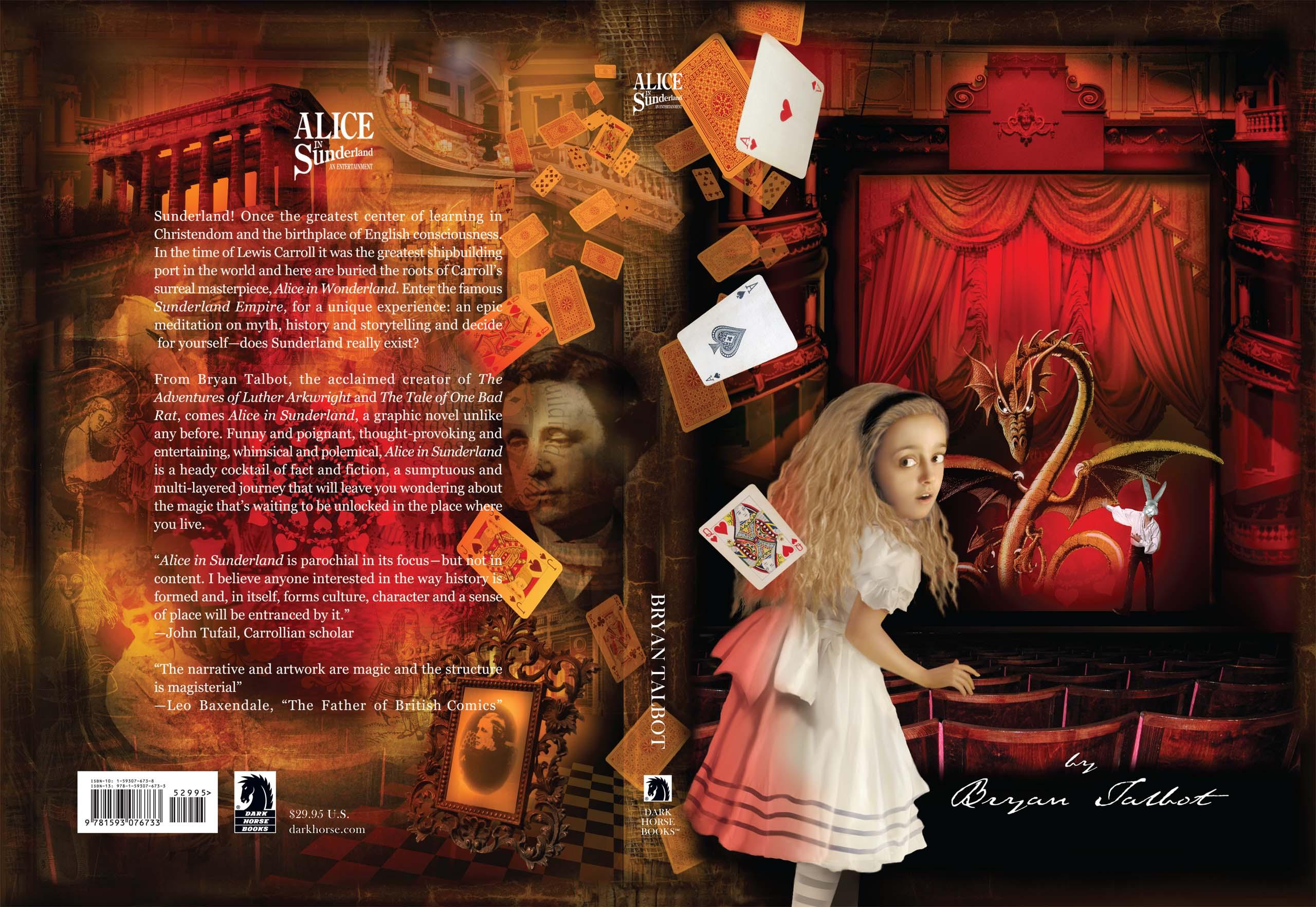 Alice in Sunderland Full Page 1