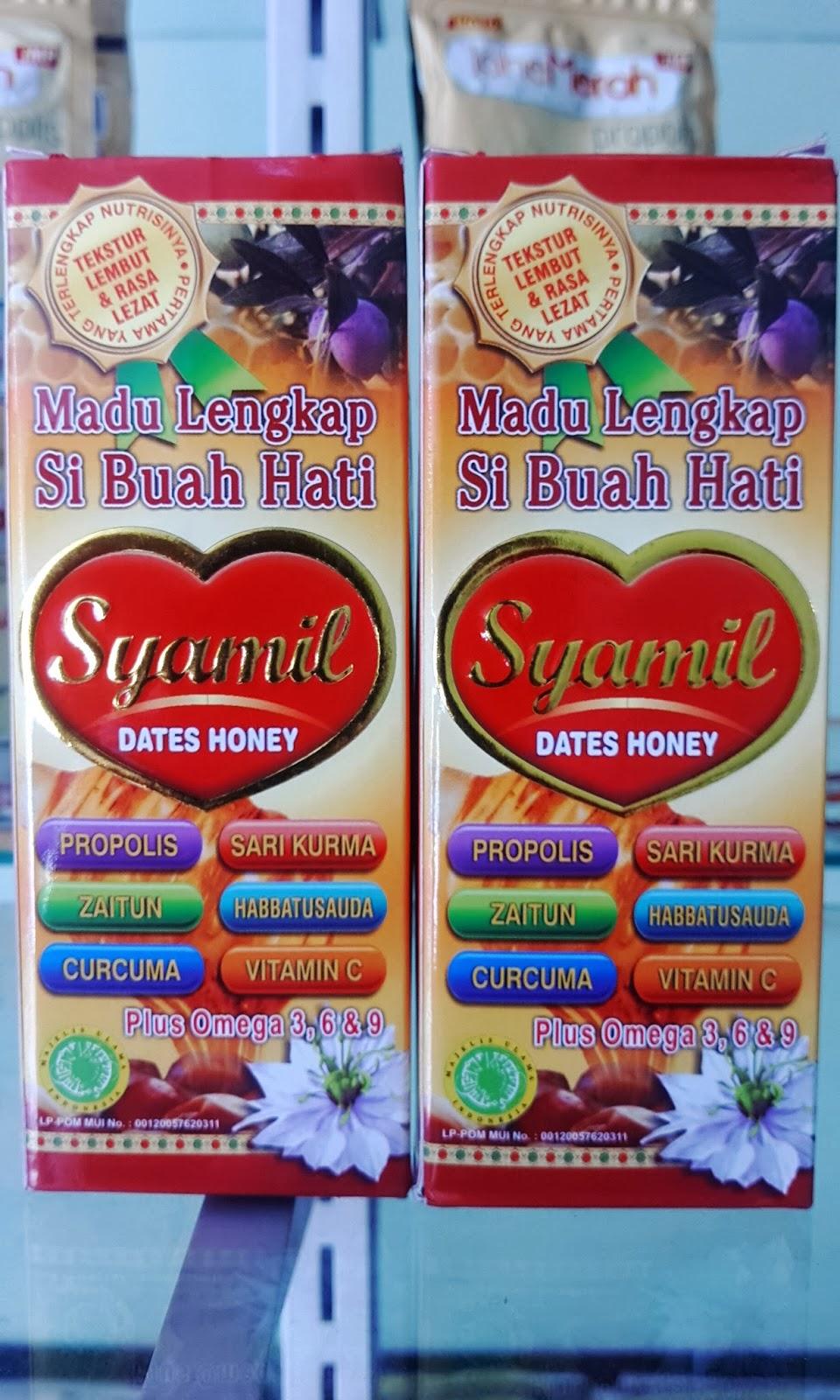 Kuwaysa Herbal Dan Buku Islam Toko Online Alami Madu Lengkap Si Buah Hati Syamil Dates Honey Merupakan Yang Mengandung Komposisi