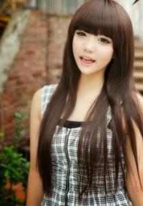 Rambut Indah Panjang
