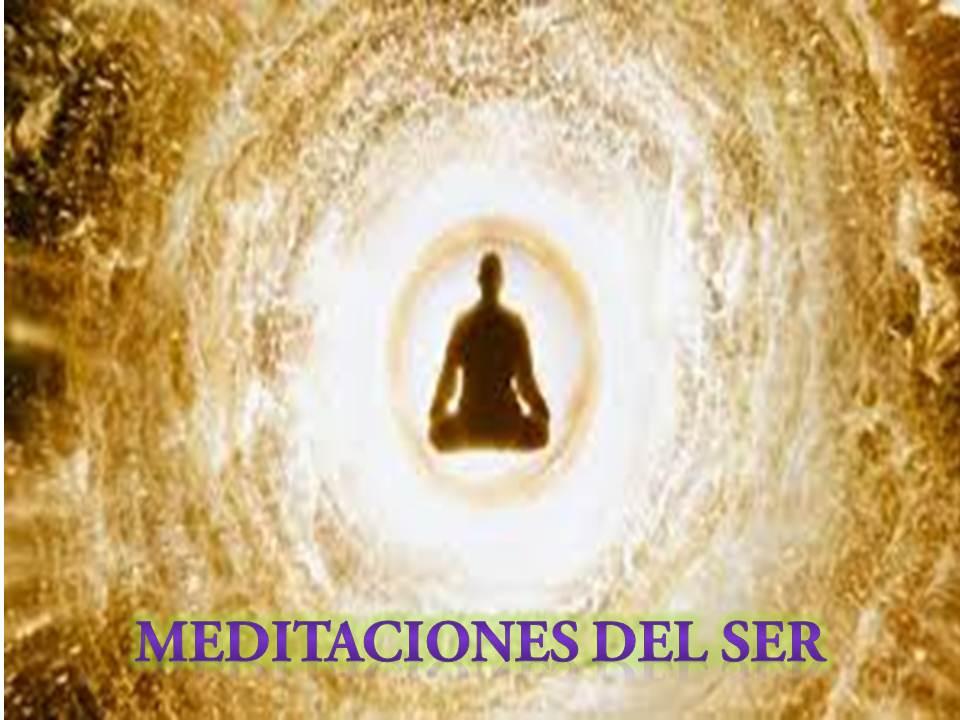 MEDITACIONES DEL SER
