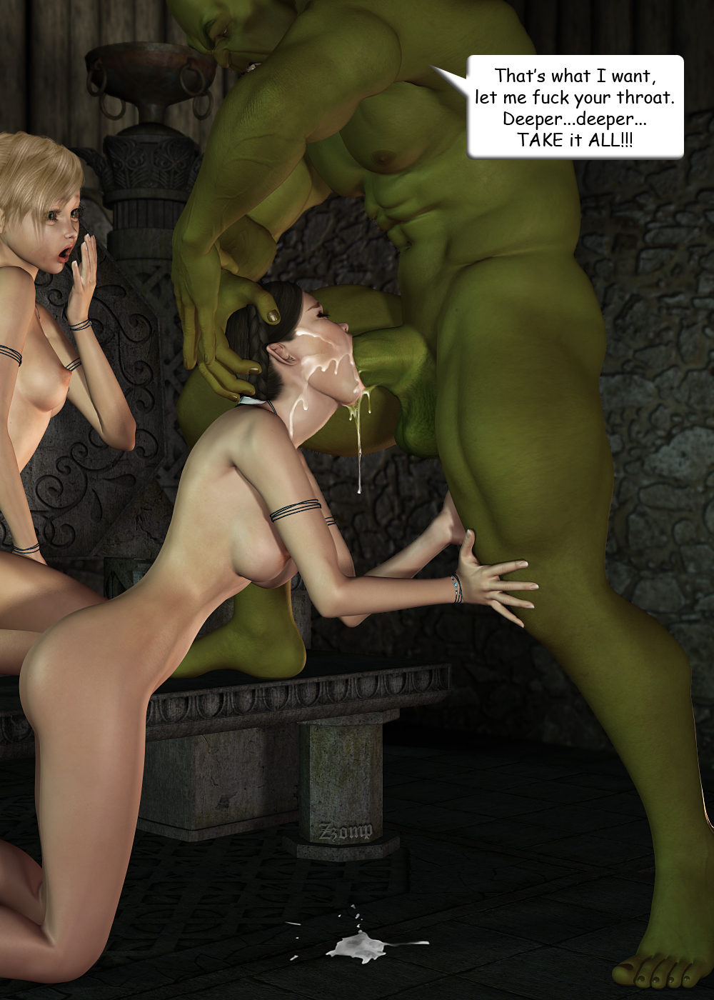 Hot monsters tgp sexy clips
