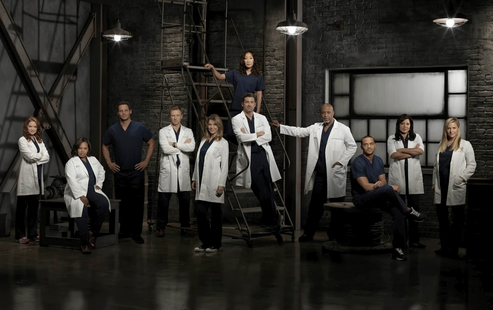 the rambling queen: Say it Loud, and Go From There: Grey's Anatomy ...